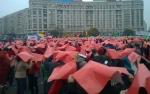84 galerie poze imagini foto mars protest miting rosia montana bucuresti 13 octombrie 10 2013 manifestatie anti contra impotriva proiectului minier cu cianuri RMGC pancarte