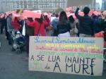 85 galerie poze imagini foto mars protest miting rosia montana bucuresti 13 octombrie 10 2013 manifestatie anti contra impotriva proiectului minier cu cianuri RMGC pancarte
