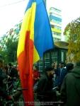 9 galerie poze imagini foto mars protest miting rosia montana bucuresti 13 octombrie 10 2013 manifestatie anti contra impotriva proiectului minier cu cianuri RMGC pancarte