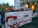 99 galerie poze imagini foto mars protest miting rosia montana bucuresti 13 octombrie 10 2013 manifestatie anti contra impotriva proiectului minier cu cianuri RMGC pancarte