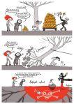 afacerea proiectul minier cu cianuri rosia montana desene animatie ileana surducan pe intelesul tuturor oricui furt resurse naturale dezastru ecologic distrugerea zonei pom mere de aur 2