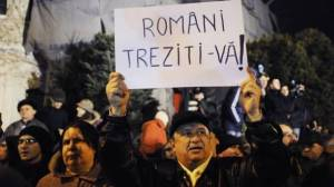 Barometru al evolutiei poporului roman criterii simple de analiza a societatii romanesti Sfaturi educative comportament in societate proteste strada manifestanti miting pancarta romani treziti