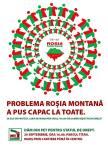 culori campanie facebook fb sigla logo proteste uniti salvam proiect rosia montana rosu alb verde steag ungaria formatiunea maghiara jobbik soros oameni care ies in strada lozinci salvam