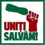 culori campanie facebook fb sigla logo proteste uniti salvam proiect rosia montana rosu alb verde steag ungaria formatiunea maghiara jobbik soros pagina facebook uniti salvam probleme lideri