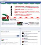 culori campanie facebook fb sigla logo proteste uniti salvam proiect rosia montana rosu alb verde steag ungaria formatiunea maghiara jobbik soros steagul ungariei revendicari uniti salvam