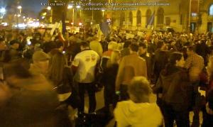poze imagini foto mars protest 16 octombrie 10 2013 solidaritate protestatarii din pungesti impotriva pericole exploatare gaze de sist rascoala anti chevron Bucuresti 14