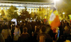 poze imagini foto mars protest 16 octombrie 10 2013 solidaritate protestatarii din pungesti impotriva pericole exploatare gaze de sist rascoala anti chevron Bucuresti 20