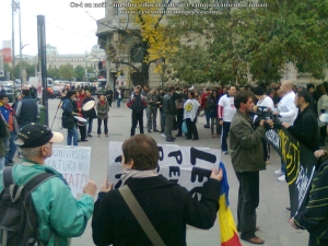 poze imagini foto mars protest 16 octombrie 10 2013 solidaritate protestatarii din pungesti impotriva pericole exploatare gaze de sist rascoala anti chevron Bucuresti 5