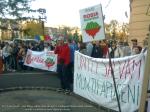 poze imagini foto mars protest anti contra proiect cianuri rosia montana Brasov 27 octombrie 10 2013 protestatari impotriva exploatarii gazelor de sist fracturare hidraulica 11