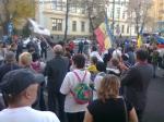 poze imagini foto mars protest anti contra proiect cianuri rosia montana Brasov 27 octombrie 10 2013 protestatari impotriva exploatarii gazelor de sist fracturare hidraulica 13