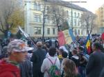 poze imagini foto mars protest anti contra proiect cianuri rosia montana Brasov 27 octombrie 10 2013 protestatari impotriva exploatarii gazelor de sist fracturare hidraulica 15