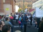 poze imagini foto mars protest anti contra proiect cianuri rosia montana Brasov 27 octombrie 10 2013 protestatari impotriva exploatarii gazelor de sist fracturare hidraulica 18