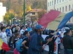 poze imagini foto mars protest anti contra proiect cianuri rosia montana Brasov 27 octombrie 10 2013 protestatari impotriva exploatarii gazelor de sist fracturare hidraulica 19