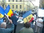 poze imagini foto mars protest anti contra proiect cianuri rosia montana Brasov 27 octombrie 10 2013 protestatari impotriva exploatarii gazelor de sist fracturare hidraulica 21