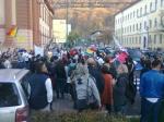poze imagini foto mars protest anti contra proiect cianuri rosia montana Brasov 27 octombrie 10 2013 protestatari impotriva exploatarii gazelor de sist fracturare hidraulica 22