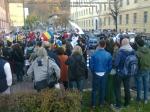 poze imagini foto mars protest anti contra proiect cianuri rosia montana Brasov 27 octombrie 10 2013 protestatari impotriva exploatarii gazelor de sist fracturare hidraulica 23