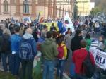 poze imagini foto mars protest anti contra proiect cianuri rosia montana Brasov 27 octombrie 10 2013 protestatari impotriva exploatarii gazelor de sist fracturare hidraulica 24