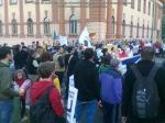poze imagini foto mars protest anti contra proiect cianuri rosia montana Brasov 27 octombrie 10 2013 protestatari impotriva exploatarii gazelor de sist fracturare hidraulica 25