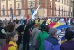 poze imagini foto mars protest anti contra proiect cianuri rosia montana Brasov 27 octombrie 10 2013 protestatari impotriva exploatarii gazelor de sist fracturare hidraulica 30