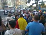poze imagini foto mars protest anti contra proiect cianuri rosia montana Brasov 27 octombrie 10 2013 protestatari impotriva exploatarii gazelor de sist fracturare hidraulica 4