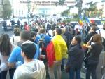 poze imagini foto mars protest anti contra proiect cianuri rosia montana Brasov 27 octombrie 10 2013 protestatari impotriva exploatarii gazelor de sist fracturare hidraulica 5