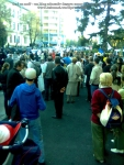 poze imagini foto mars protest anti contra proiect cianuri rosia montana Brasov 27 octombrie 10 2013 protestatari impotriva exploatarii gazelor de sist fracturare hidraulica 6