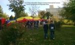 poze imagini foto video marsul unirii 20 octombrie 10 2013 bucuresti parlament basarabia e unirea romania republica moldova protest exploatare proiect rosia montana gaze de sist 100