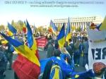 poze imagini foto video marsul unirii 20 octombrie 10 2013 bucuresti parlament basarabia e unirea romania republica moldova protest exploatare proiect rosia montana gaze de sist 11