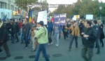 poze imagini foto video marsul unirii 20 octombrie 10 2013 bucuresti parlament basarabia e unirea romania republica moldova protest exploatare proiect rosia montana gaze de sist 112