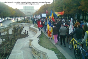 poze imagini foto video marsul unirii 20 octombrie 10 2013 bucuresti parlament basarabia e unirea romania republica moldova protest exploatare proiect rosia montana gaze de sist 114