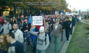 poze imagini foto video marsul unirii 20 octombrie 10 2013 bucuresti parlament basarabia e unirea romania republica moldova protest exploatare proiect rosia montana gaze de sist 116
