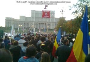 poze imagini foto video marsul unirii 20 octombrie 10 2013 bucuresti parlament basarabia e unirea romania republica moldova protest exploatare proiect rosia montana gaze de sist 119