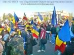 poze imagini foto video marsul unirii 20 octombrie 10 2013 bucuresti parlament basarabia e unirea romania republica moldova protest exploatare proiect rosia montana gaze de sist 12