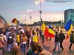 poze imagini foto video marsul unirii 20 octombrie 10 2013 bucuresti parlament basarabia e unirea romania republica moldova protest exploatare proiect rosia montana gaze de sist 120