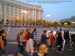 poze imagini foto video marsul unirii 20 octombrie 10 2013 bucuresti parlament basarabia e unirea romania republica moldova protest exploatare proiect rosia montana gaze de sist 121
