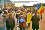 poze imagini foto video marsul unirii 20 octombrie 10 2013 bucuresti parlament basarabia e unirea romania republica moldova protest exploatare proiect rosia montana gaze de sist 122