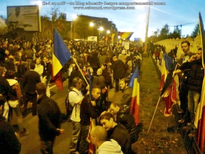 poze imagini foto video marsul unirii 20 octombrie 10 2013 bucuresti parlament basarabia e unirea romania republica moldova protest exploatare proiect rosia montana gaze de sist 129