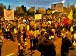 poze imagini foto video marsul unirii 20 octombrie 10 2013 bucuresti parlament basarabia e unirea romania republica moldova protest exploatare proiect rosia montana gaze de sist 130
