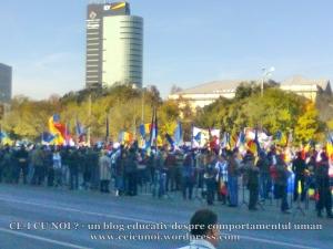 poze imagini foto video marsul unirii 20 octombrie 10 2013 bucuresti parlament basarabia e unirea romania republica moldova protest exploatare proiect rosia montana gaze de sist 2
