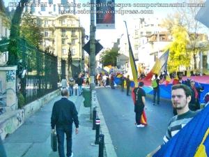 poze imagini foto video marsul unirii 20 octombrie 10 2013 bucuresti parlament basarabia e unirea romania republica moldova protest exploatare proiect rosia montana gaze de sist 26