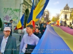 poze imagini foto video marsul unirii 20 octombrie 10 2013 bucuresti parlament basarabia e unirea romania republica moldova protest exploatare proiect rosia montana gaze de sist 30