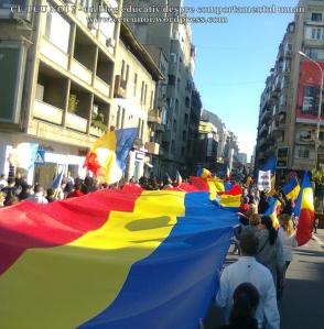poze imagini foto video marsul unirii 20 octombrie 10 2013 bucuresti parlament basarabia e unirea romania republica moldova protest exploatare proiect rosia montana gaze de sist 37