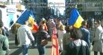 poze imagini foto video marsul unirii 20 octombrie 10 2013 bucuresti parlament basarabia e unirea romania republica moldova protest exploatare proiect rosia montana gaze de sist 39