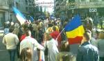 poze imagini foto video marsul unirii 20 octombrie 10 2013 bucuresti parlament basarabia e unirea romania republica moldova protest exploatare proiect rosia montana gaze de sist 40