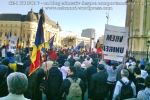 poze imagini foto video marsul unirii 20 octombrie 10 2013 bucuresti parlament basarabia e unirea romania republica moldova protest exploatare proiect rosia montana gaze de sist 44