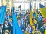 poze imagini foto video marsul unirii 20 octombrie 10 2013 bucuresti parlament basarabia e unirea romania republica moldova protest exploatare proiect rosia montana gaze de sist 45
