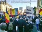 poze imagini foto video marsul unirii 20 octombrie 10 2013 bucuresti parlament basarabia e unirea romania republica moldova protest exploatare proiect rosia montana gaze de sist 46