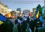 poze imagini foto video marsul unirii 20 octombrie 10 2013 bucuresti parlament basarabia e unirea romania republica moldova protest exploatare proiect rosia montana gaze de sist 47