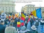 poze imagini foto video marsul unirii 20 octombrie 10 2013 bucuresti parlament basarabia e unirea romania republica moldova protest exploatare proiect rosia montana gaze de sist 48