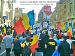 poze imagini foto video marsul unirii 20 octombrie 10 2013 bucuresti parlament basarabia e unirea romania republica moldova protest exploatare proiect rosia montana gaze de sist 49
